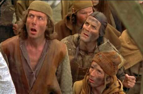 Image: Monty Python Holy Grail